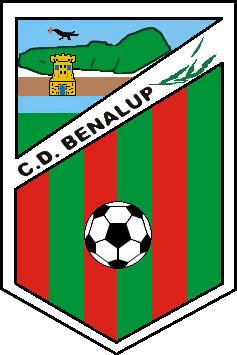 Escudo de C.D. BENALUP (ANDALUCÍA)