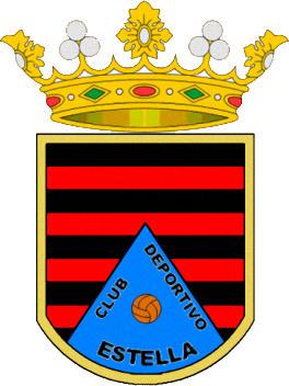 Escudo de C.D. ESTELLA (ANDALUZIA)