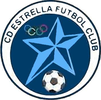 Escudo de C.D. ESTRELLA PORTUENSE C.F. (ANDALUCÍA)