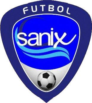 Escudo de C.D. FÚTBOL SANIX (ANDALUCÍA)