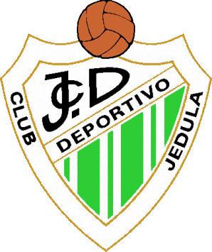 Escudo de C.D. JÉDULA (ANDALUZIA)
