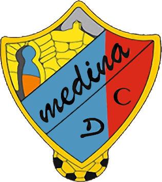 Escudo de C.D. MEDINA BALOMPIÉ (ANDALUZIA)