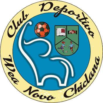 Escudo de C.D. NOVO CHICLANA (ANDALUCÍA)