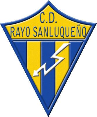 Escudo de C.D. RAYO SANLUQUEÑO  (ANDALUZIA)