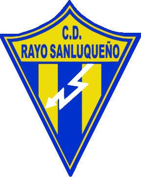 Escudo de C.D. RAYO SANLUQUEÑO (ANDALUCÍA)