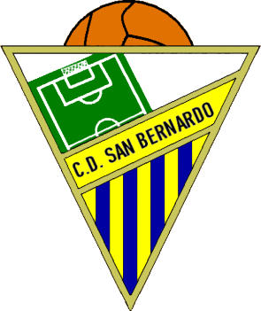 Escudo de C.D. SAN BERNARDO (ANDALUCÍA)