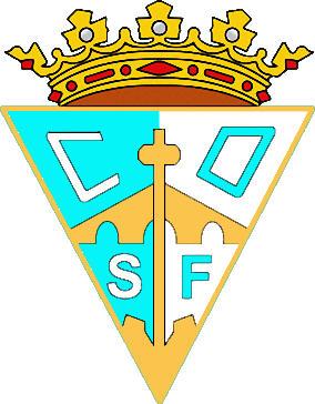Escudo de C.D. SAN FERNANDO  (ANDALUCÍA)