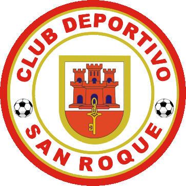 Escudo de C.D. SAN ROQUE (2) (ANDALUCÍA)