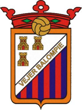 Escudo de C.D. VEJER BALOMPIÉ (ANDALUCÍA)