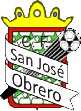 Escudo de C.F. SAN JOSÉ OBRERO (ANDALUCÍA)