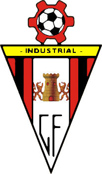 Escudo de CHICLANA INDUSTRIAL CF (ANDALUCÍA)