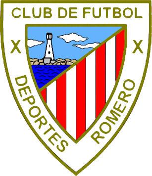 Escudo de DEPORTES ROMERO C.F. (ANDALUCÍA)