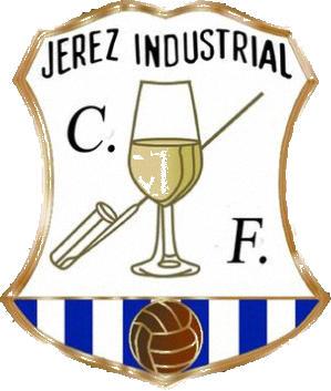 Escudo de JEREZ INDUSTRIAL C.F. (ANDALUCÍA)