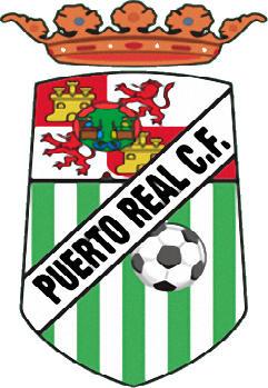 Escudo de PUERTO REAL CF (ANDALUCÍA)