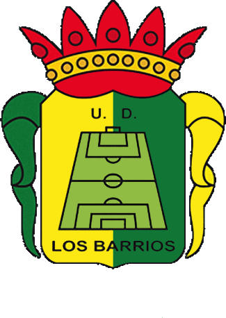 Escudo de U.D. LOS BARRIOS  (ANDALUZIA)