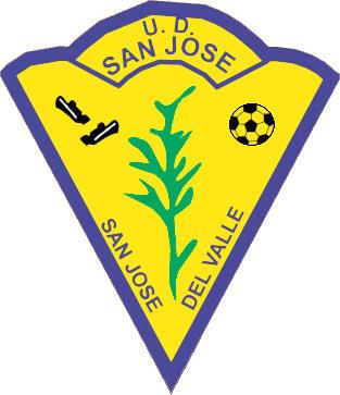 Escudo de U.D. SAN JOSÉ DEL VALLE (ANDALUCÍA)
