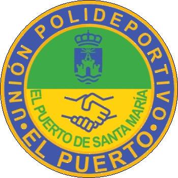 Escudo de U.P. EL PUERTO (ANDALUZIA)