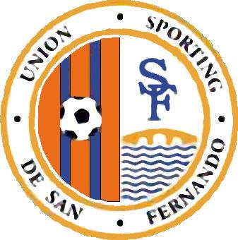 Escudo de U.S.SAN FERNANDO . (ANDALUCÍA)