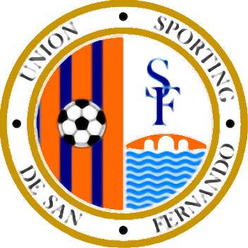 Escudo de UNIÓN SPORTING DE SAN FERNANDO (ANDALUCÍA)