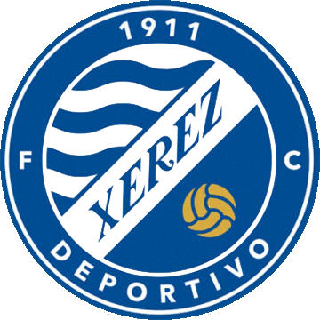 Escudo de XEREZ DEPORTIVO F.C. (ANDALUCÍA)