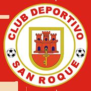 Escudo de C.D. SAN ROQUE