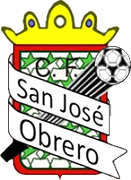 Escudo de C.F. SAN JOSÉ OBRERO