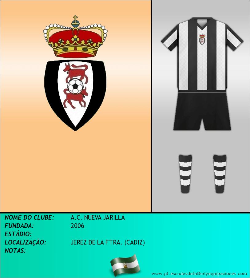 Escudo de A.C. NUEVA JARILLA