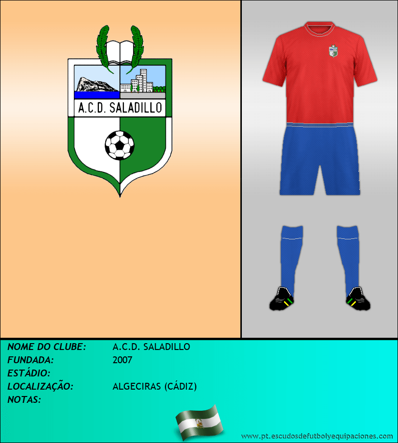Escudo de A.C.D. SALADILLO
