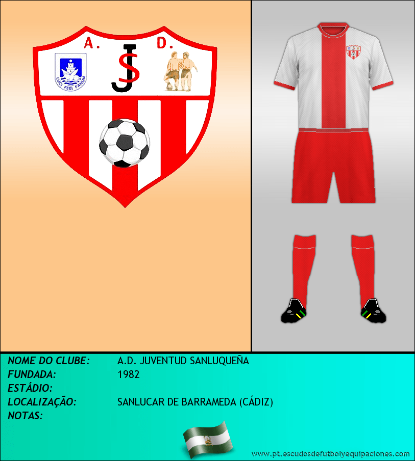 Escudo de A.D. JUVENTUD SANLUQUEÑA