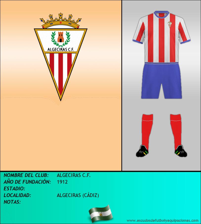 Escudo de ALGECIRAS C.F.