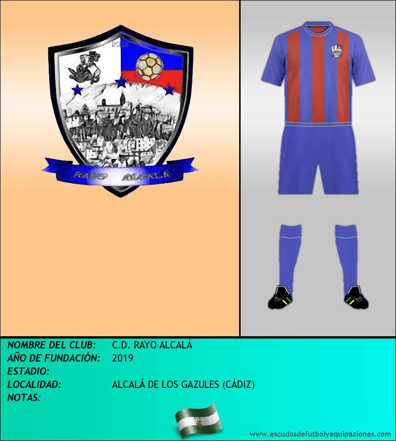 Escudo de C.D. RAYO ALCALÁ