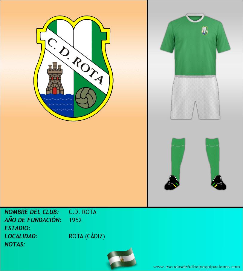 Escudo de C.D. ROTA