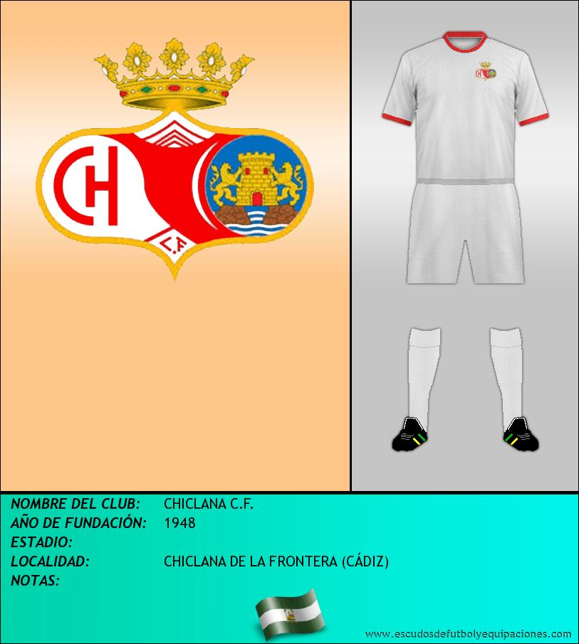 Escudo de CHICLANA C.F.
