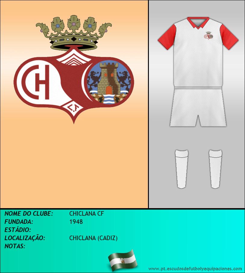 Escudo de CHICLANA CF