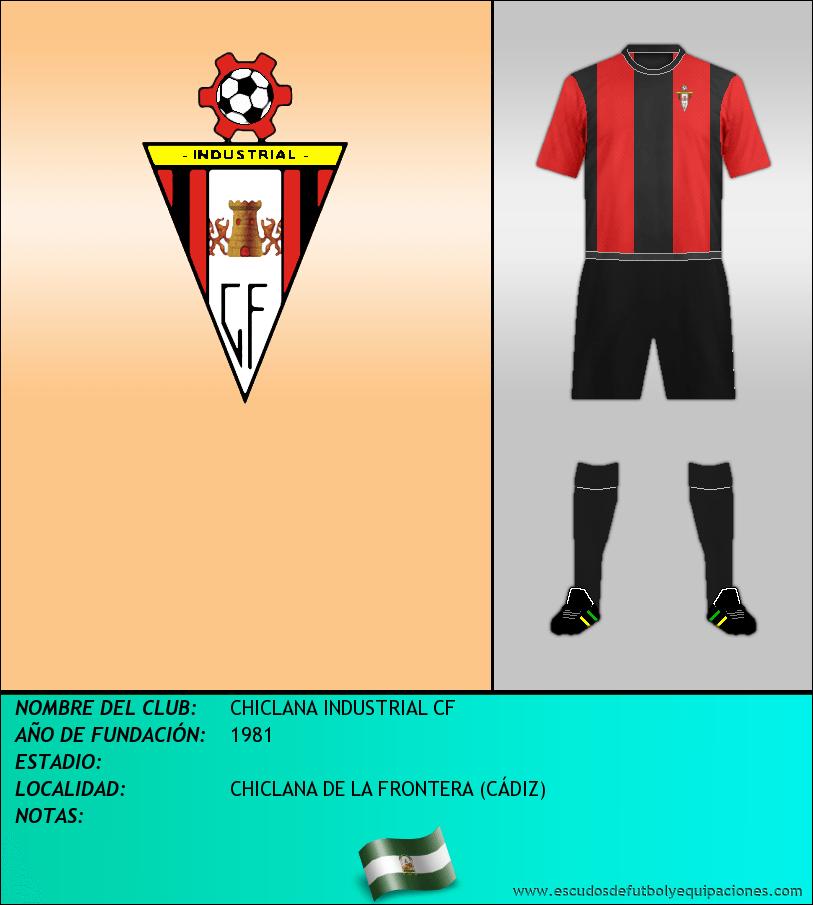 Escudo de CHICLANA INDUSTRIAL CF