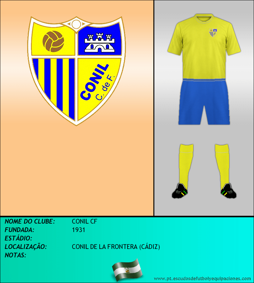 Escudo de CONIL CF
