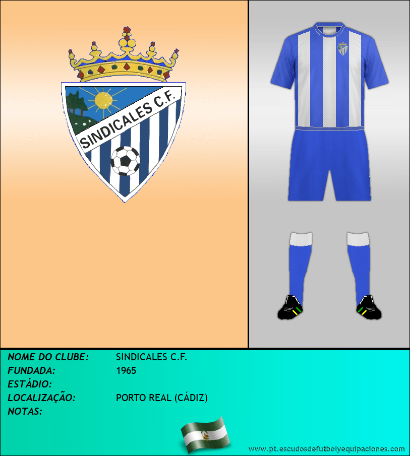 Escudo de SINDICALES C.F.