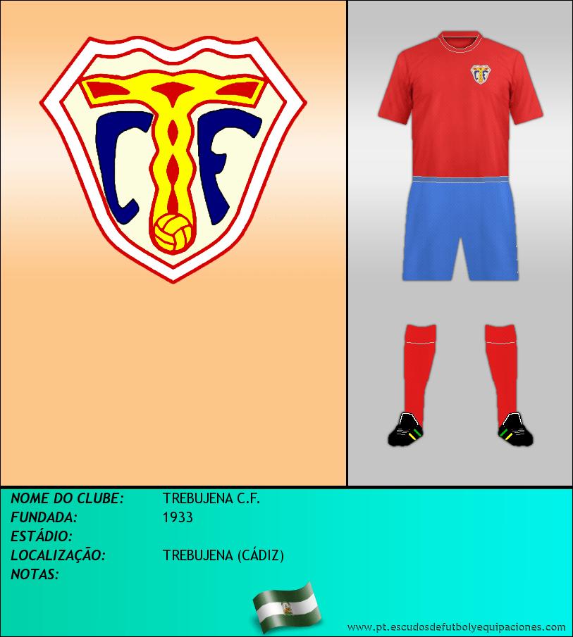 Escudo de TREBUJENA C.F.