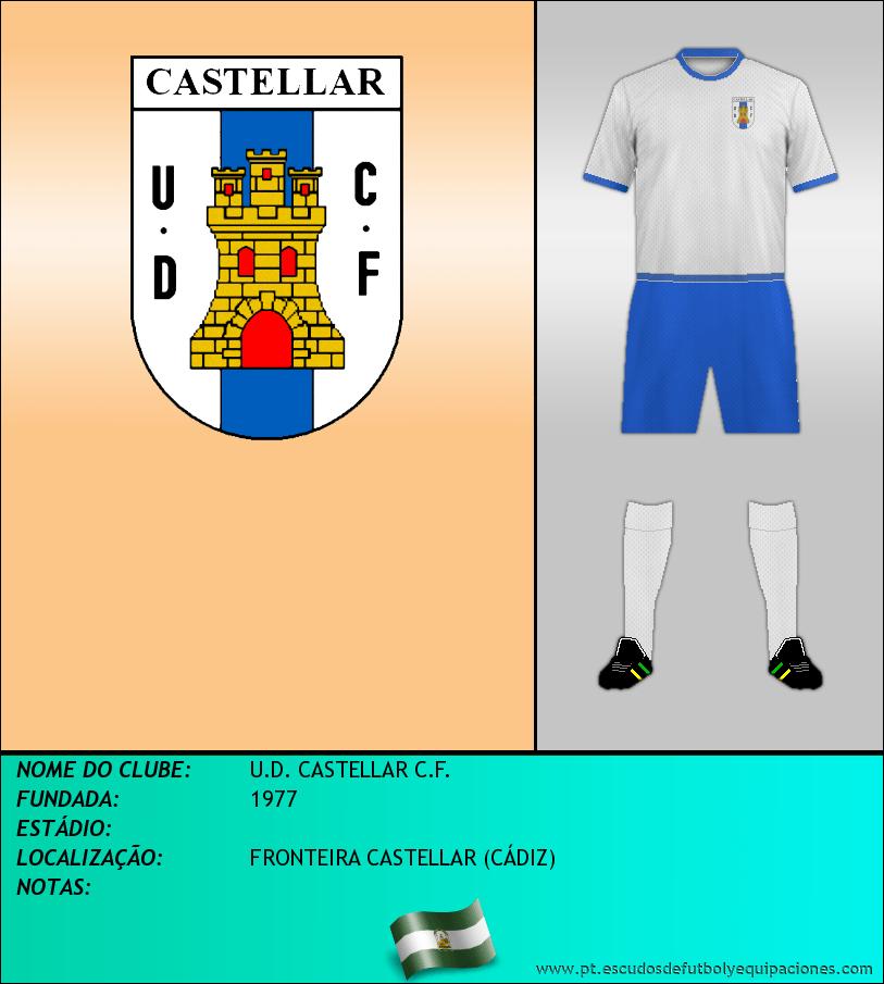 Escudo de U.D. CASTELLAR C.F.