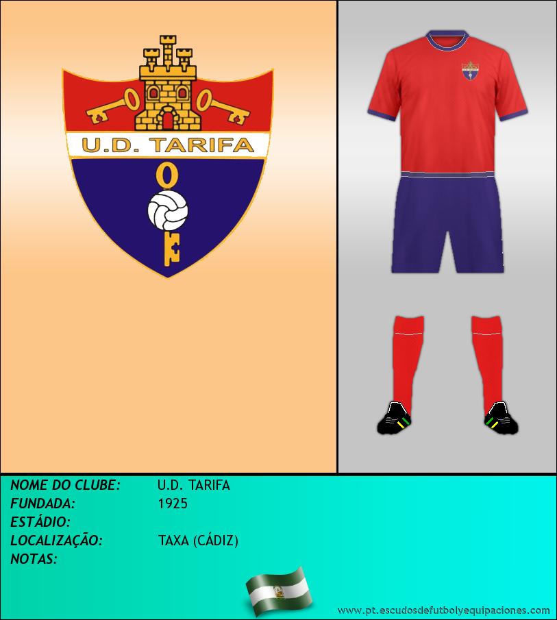 Escudo de U.D. TARIFA