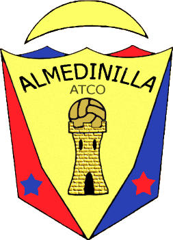 Escudo de ALMEDINILLA ATLÉTICO (ANDALUCÍA)