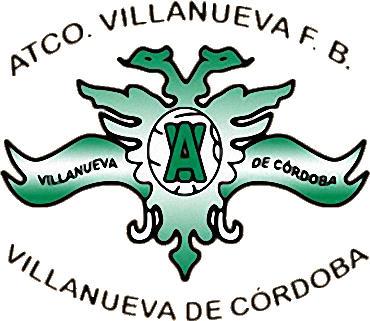Escudo de ATLÉTICO VILLANUEVA F.B. (ANDALUZIA)