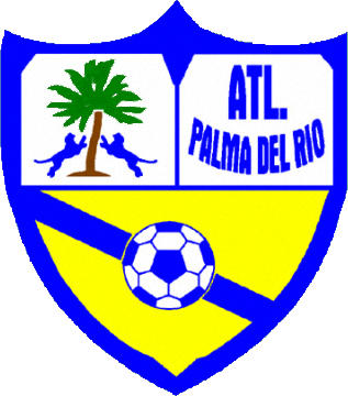 Escudo de ATLETICO PALMA DEL RIO (ANDALUCÍA)