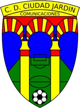 Escudo de C.D. CIUDAD JARDÍN COMUNICACIONES (ANDALUCÍA)