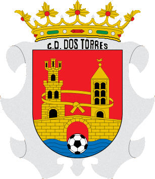 Escudo de C.D. DOS TORRES (ANDALUCÍA)