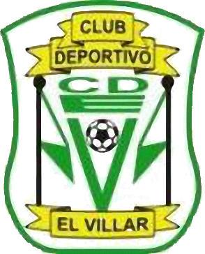 Escudo de C.D. EL VILLAR (ANDALUZIA)