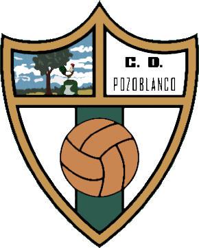 Escudo de C.D. POZOBLANCO  (ANDALUCÍA)