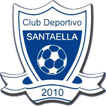 Escudo de C.D. SANTAELLA 2010 (ANDALUCÍA)