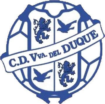 Escudo de C.D. VILLANUEVA DEL DUQUE (ANDALUZIA)