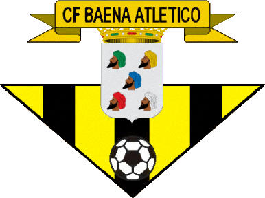 Escudo de C.F. BAENA ATLÉTICO (ANDALUCÍA)